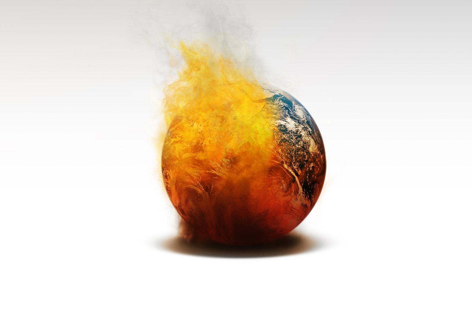 global warming picture