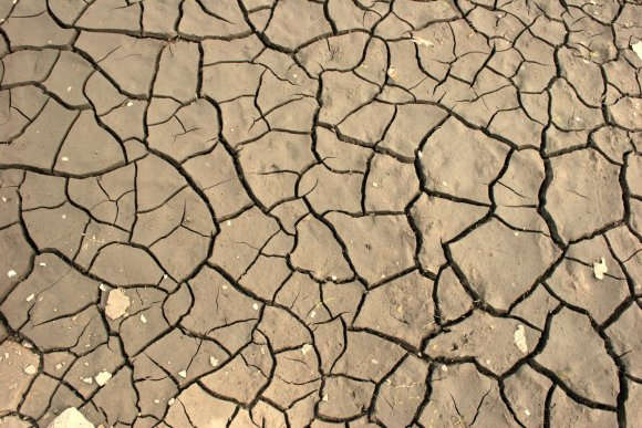 what is climate change drought