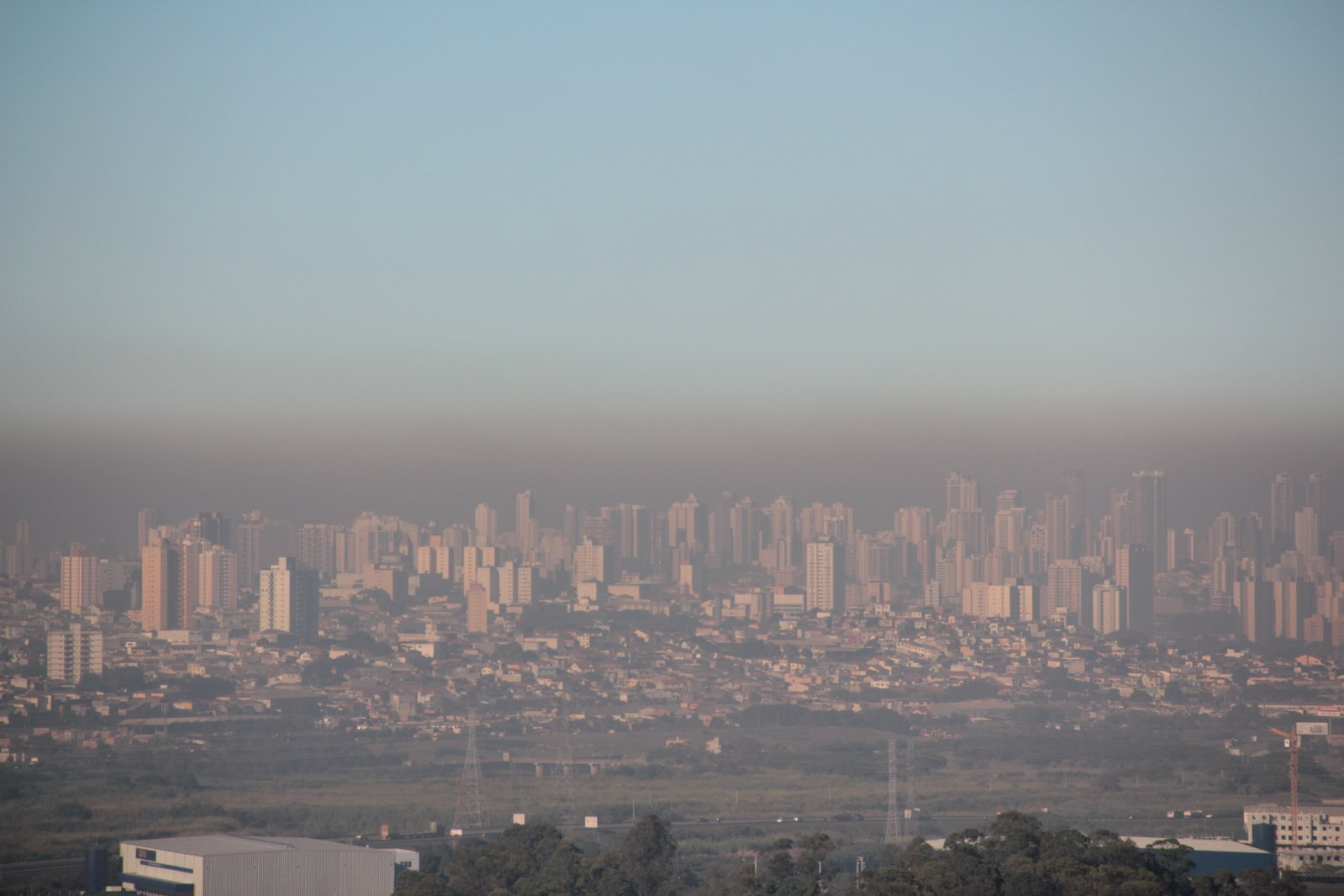 what is climate change pollution