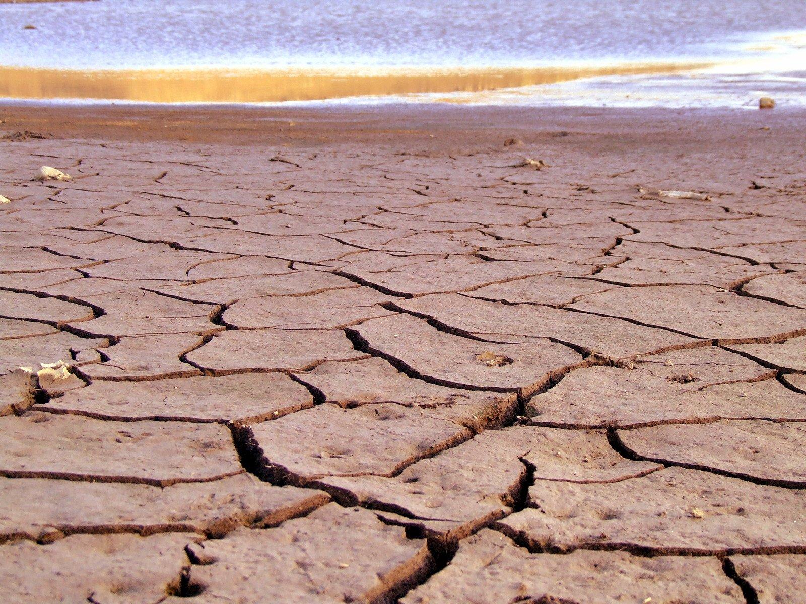 global warming drought