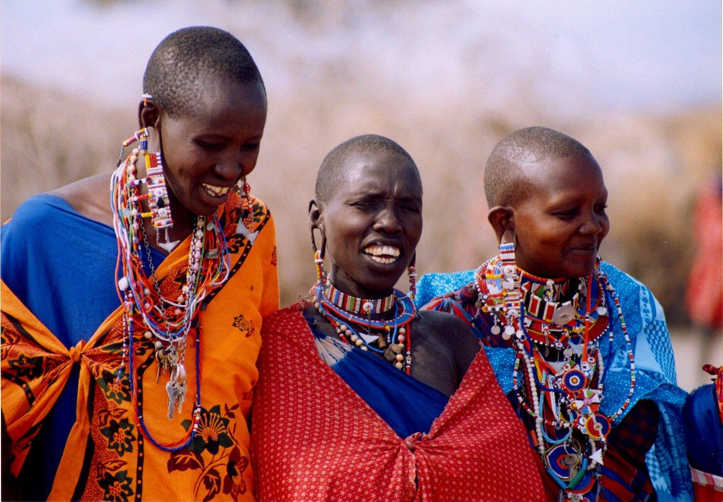 pygmy people