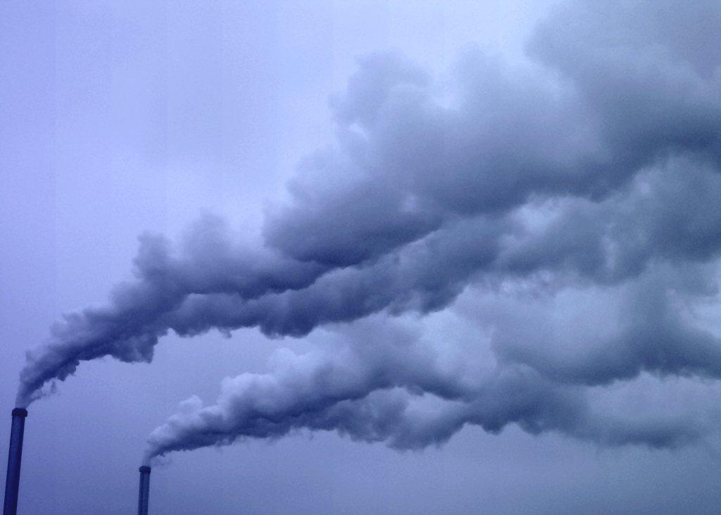 global warming smoke