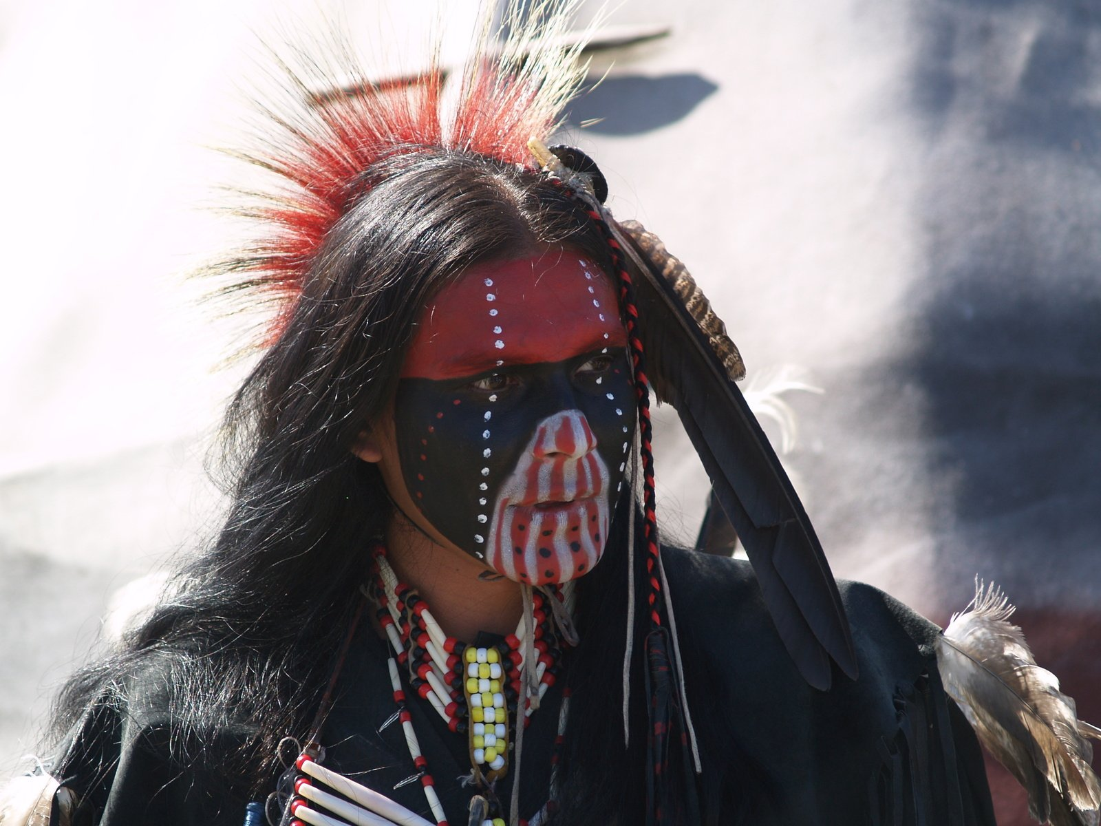 rainforest people american indian