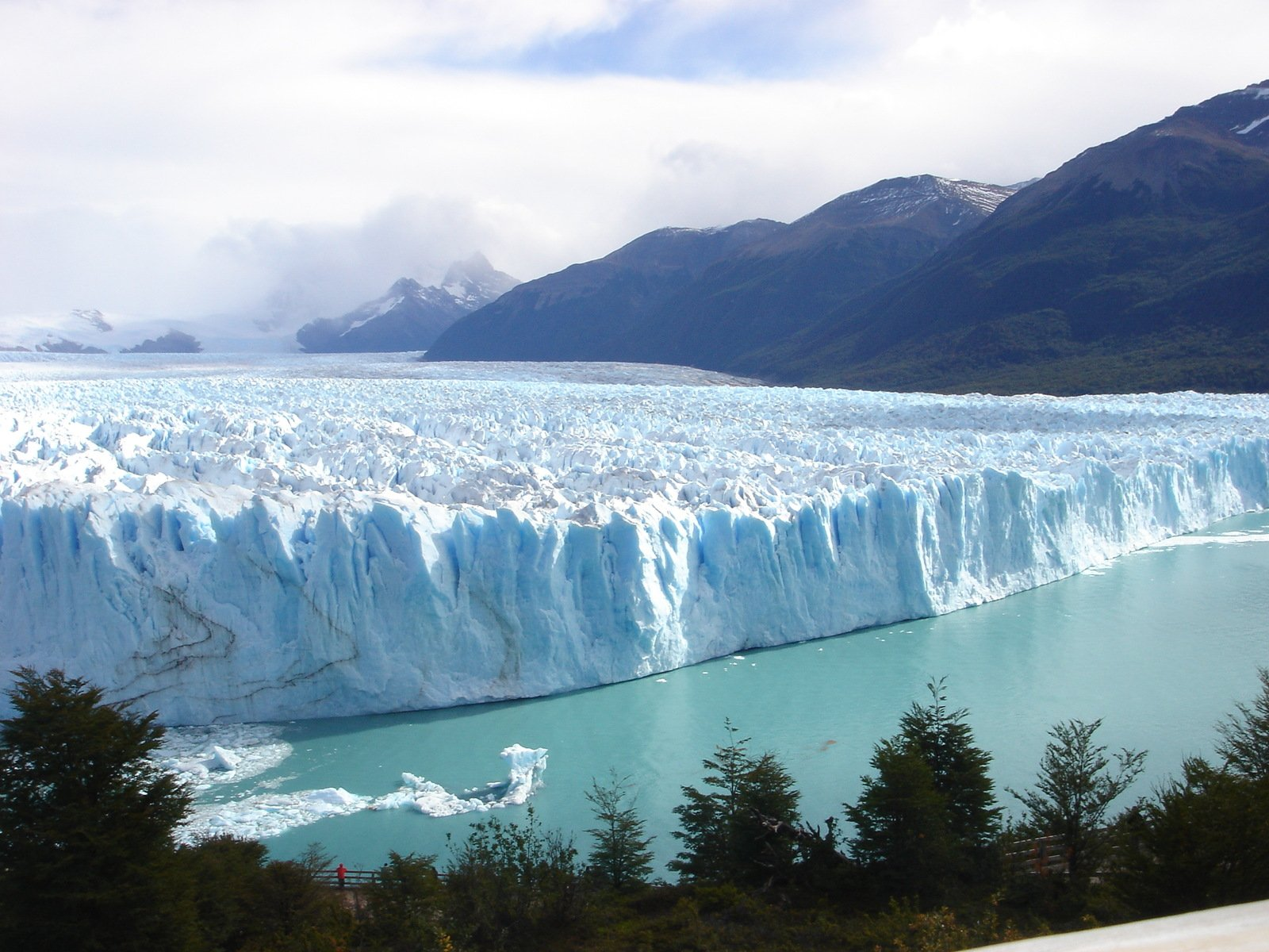 true facts about global warming glacier